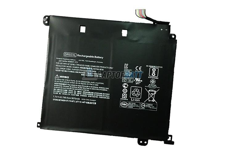 7.7V 43.7Wh HP DR02XL battery