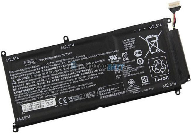 11.4V 48Wh HP LP03XL battery