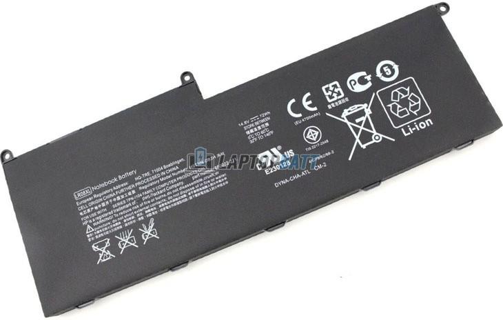 14.8V 72Wh HP LR08XL battery