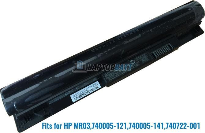10.8V 2200mAh HP mr03 battery