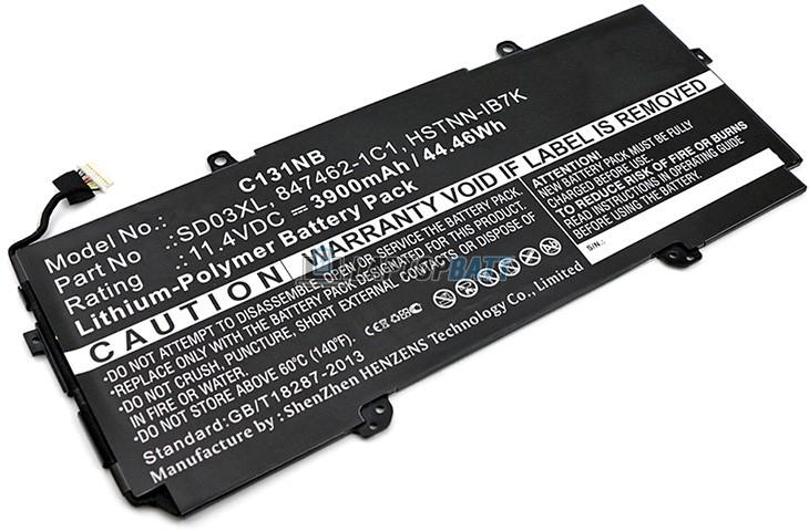 11.4V 45Wh HP SD03XL battery