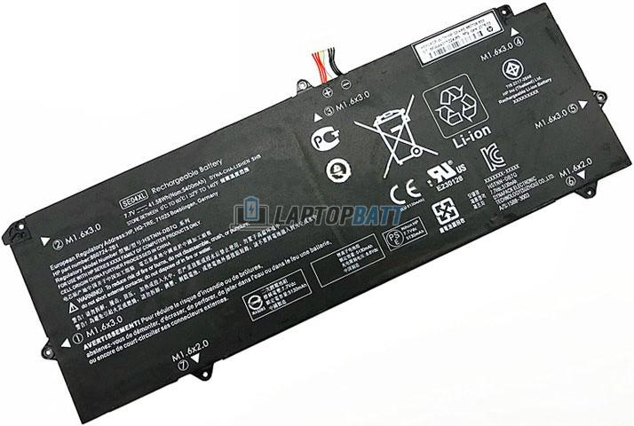 7.7V 41.58Wh HP SE04XL battery