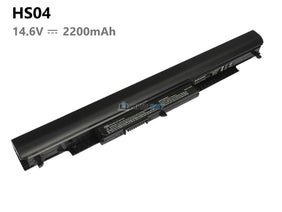 14.6V 2200mAh HP 250 G5 battery