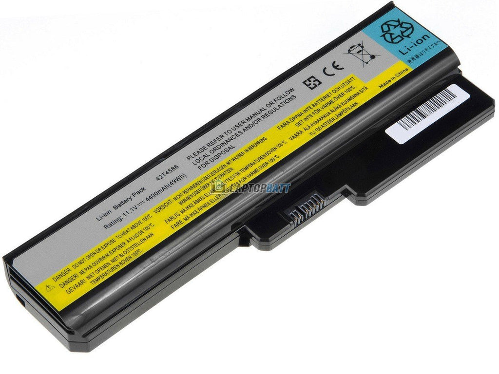 4400mAh Lenovo IdeaPad G430 battery