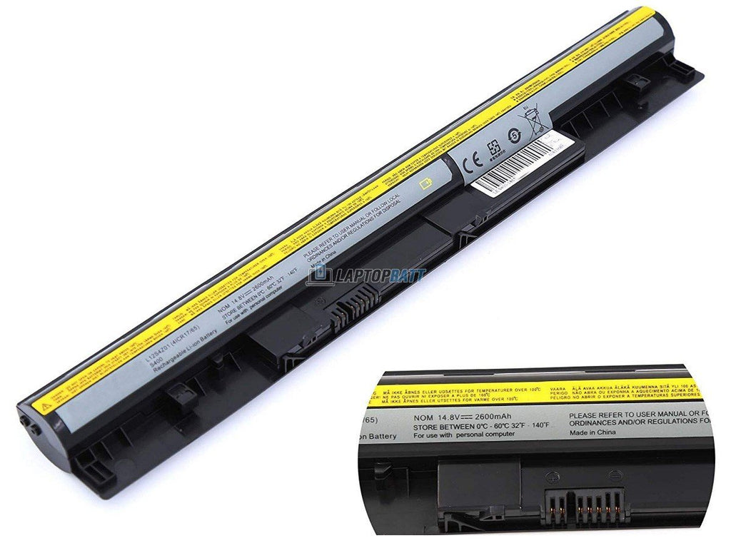 14.8V 2200mAh Lenovo IdeaPad S400 battery