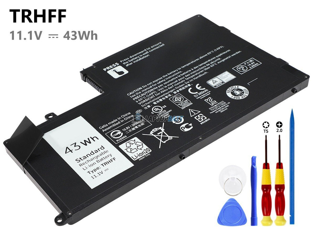 11.1V 43Wh Dell Inspiron 5547 battery