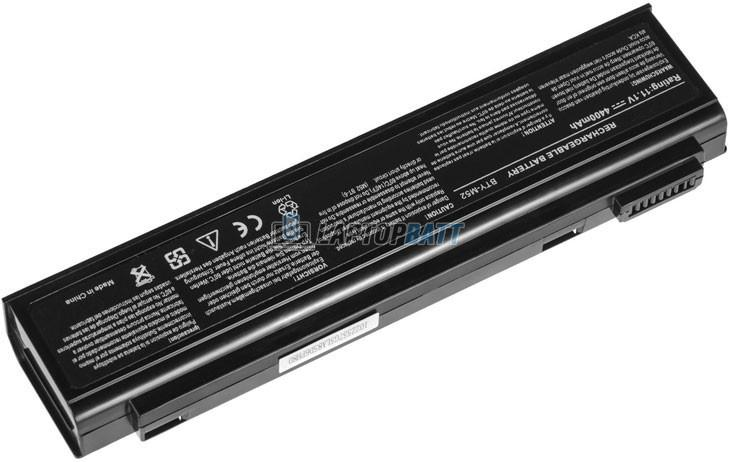 11.1V 4400mAh MSI BTY-M52 battery