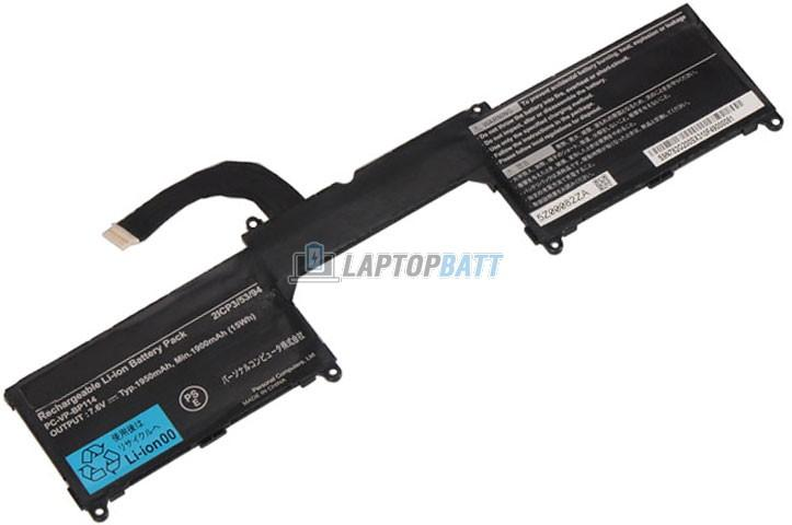 7.6V 15Wh NEC PC-VP-BP114 battery