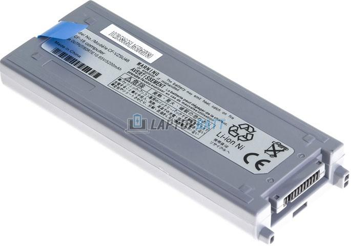 11.1V 4400mAh Panasonic Toughbook CF-19 battery