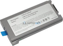 10.65V 6600mAh Panasonic Toughbook CF-30 battery