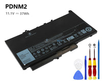 11.1V 37Wh Dell Latitude E7470 battery