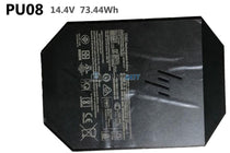 14.4V 73.44Wh HP PU08 battery