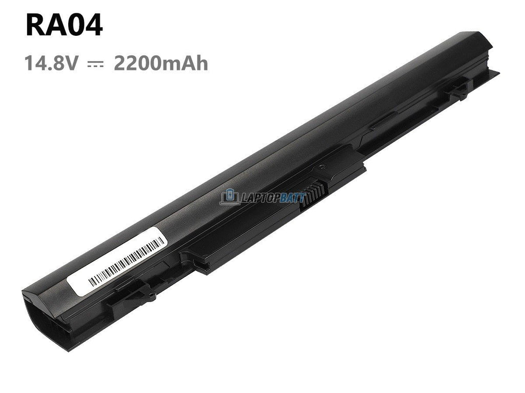 Black 2200mAh HP 745662-001 battery