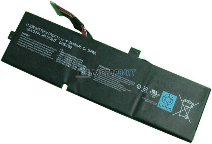 11.1V 60.384Wh Razer GMS-C60 battery
