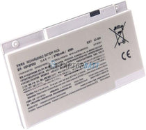 11.4V 3760mAh Sony VGP-BPS33 battery