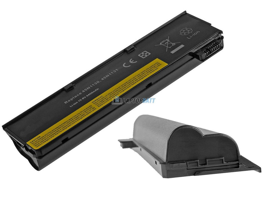 Extend 4400mAh Lenovo ThinkPad X240 battery