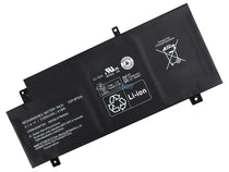 11.1V 3650mAh Sony VGP-BPS34 battery
