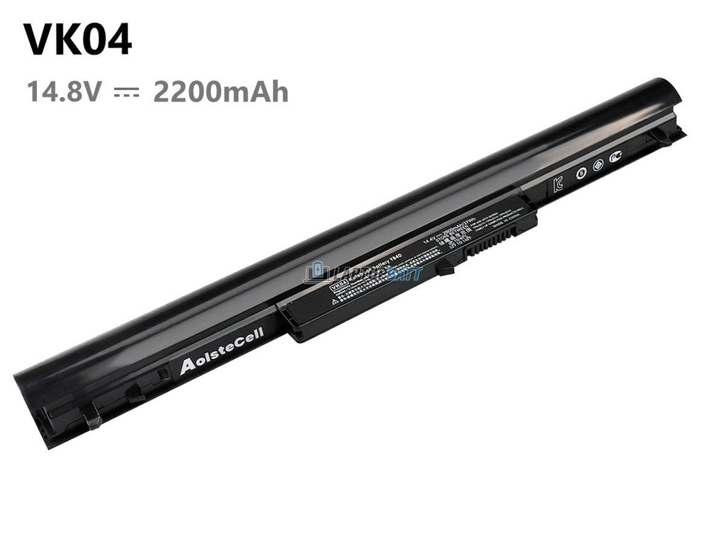 14.8V 2200mAh HP VK04 battery