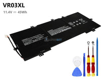11.4V 45Wh HP Envy 13-d061sa battery