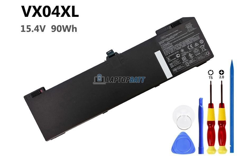 15.4V 90Wh HP VX04XL battery