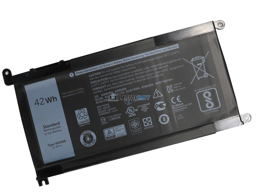 11.1V 42Wh Dell Inspiron 15 (5568) battery