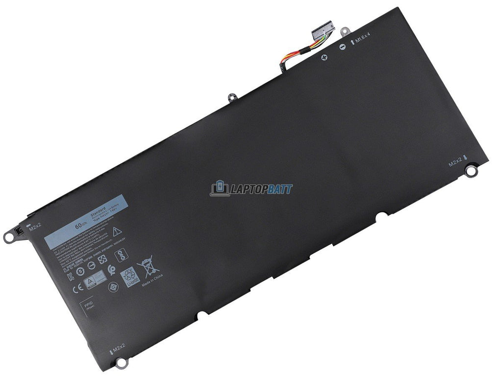7.6V 60Wh Dell XPS 13-9360 battery