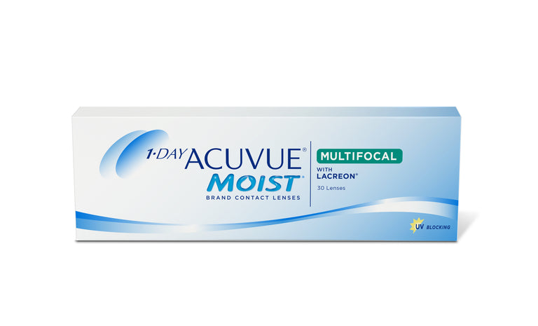 1DAY ACUVUE MOIST MULTIFOCAL 30 pack