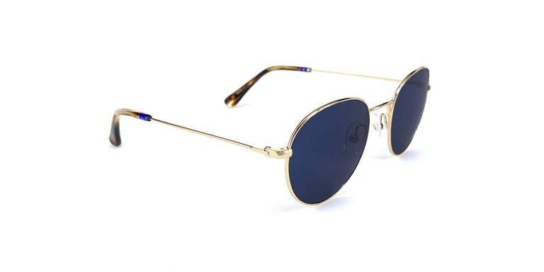 Gold Havana/Blue Shaded