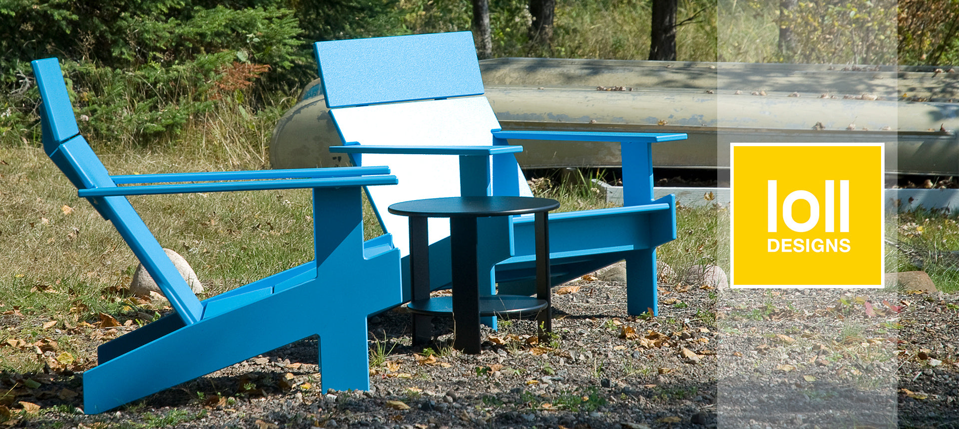 In 2003 Loll Outdoor Furniture Was Conceived As A Way To Re Purpose Excess  Skate Ramp Material.