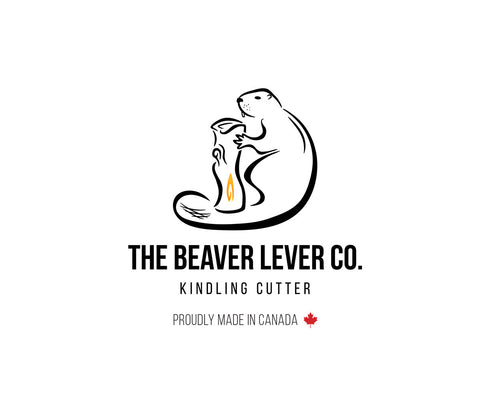 The Beaver Lever Co. Kindling Cutter ~ Made in Canada