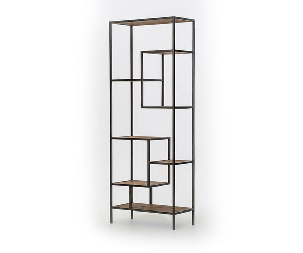 Four Hands Irondale Helena Bookcase Schreiters