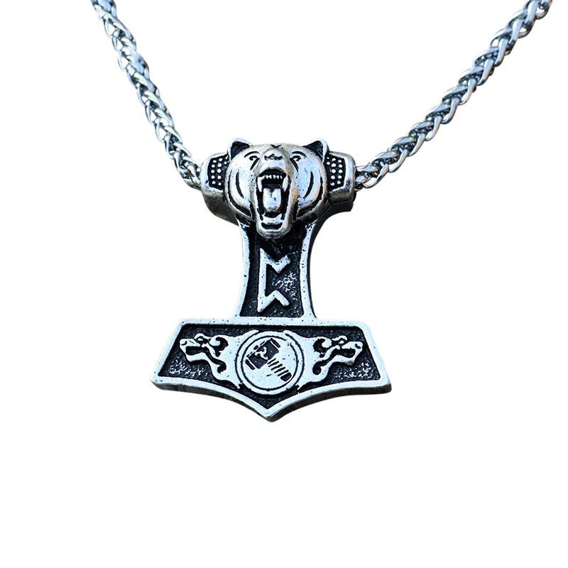 Collier Viking<br>Ours</br>