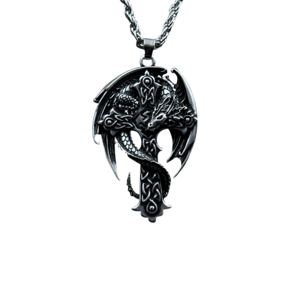 Collier Viking<br>Dragon</br>