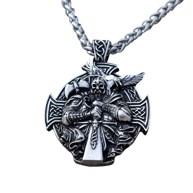 Collier Viking<br>Guerrier</br>