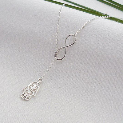 PENDENTIF CHANCE INFINITY - Superpromo.fr