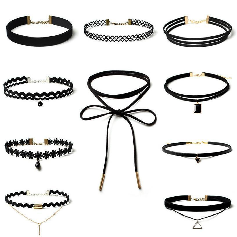 10 COLLIERS CHOKERS !