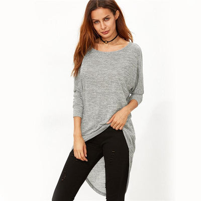 Long t-shirt tendance - Superpromo.fr