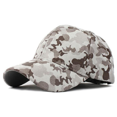 Casquette camouflage - Superpromo.fr