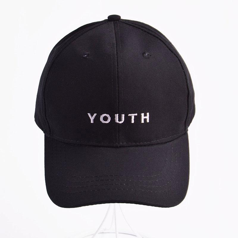 "Casquette unie ""Youth"" - Superpromo.fr"