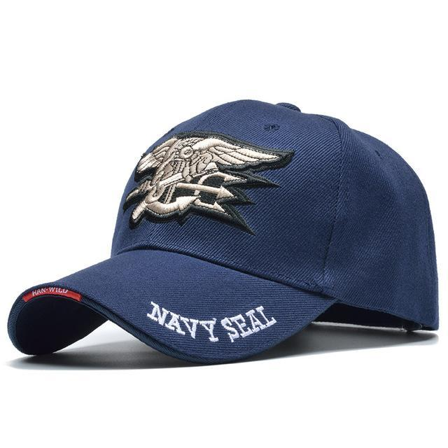Casquette Navy Seal - Superpromo.fr