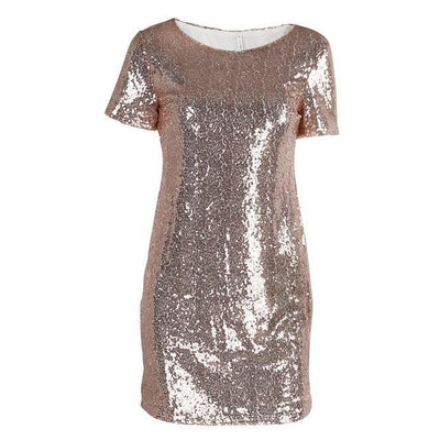 Superbe Robe à Sequins - Superpromo.fr