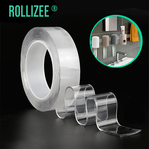 Rollizee® Ruban Multitâches (3 mètres) - Superpromo.fr