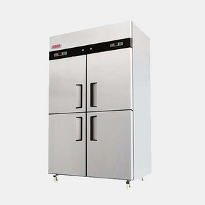 Laboratory Dual Temperature Refrigerator and Freezer