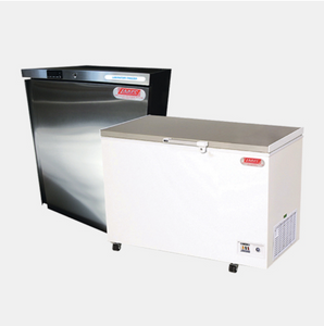 Spark Proof Upright and Chest Freezer