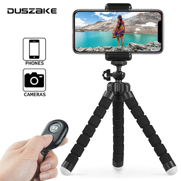 Flexible Mini Tripod for Phone Camera