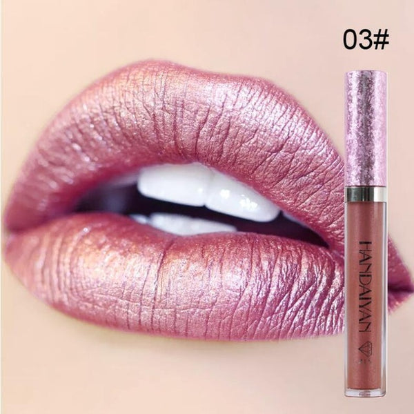 Glitter Liquid Lipstick Lip Gloss