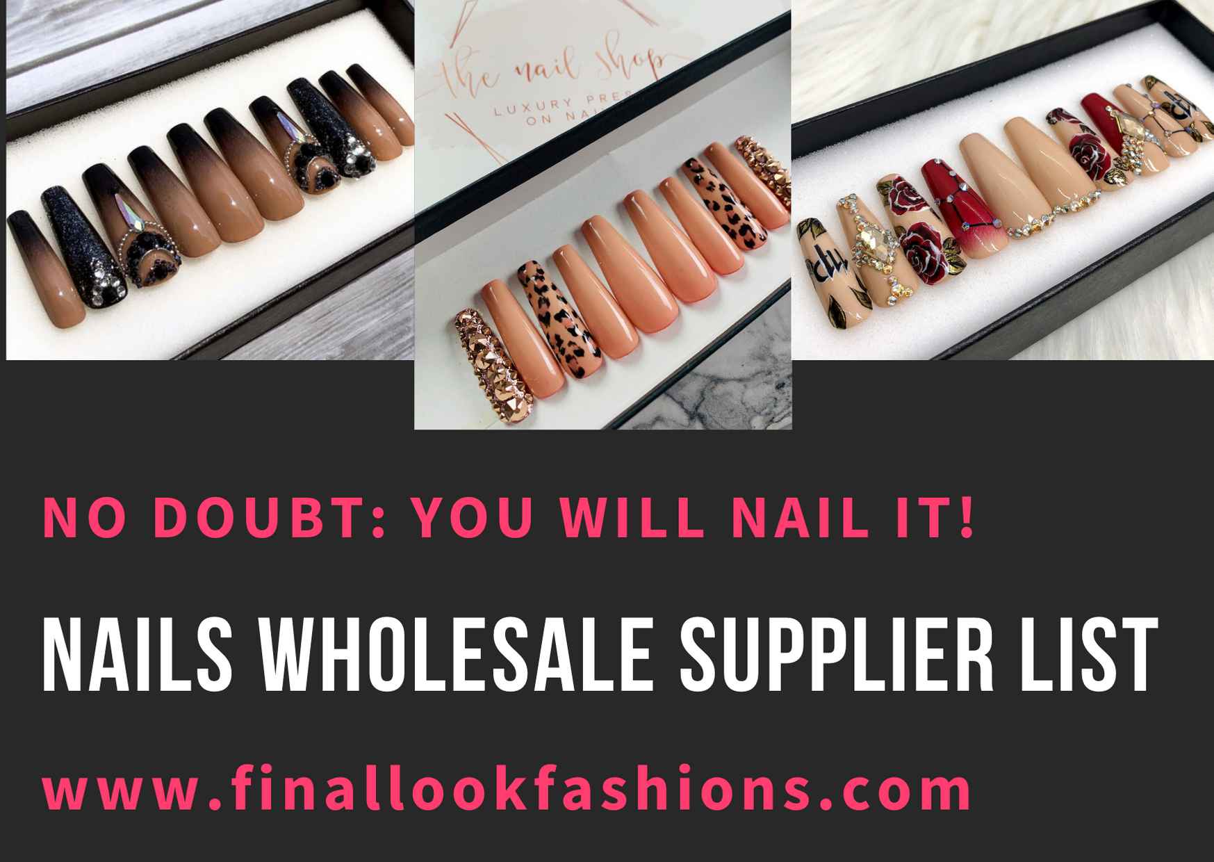 Nails Wholesale Supplier List