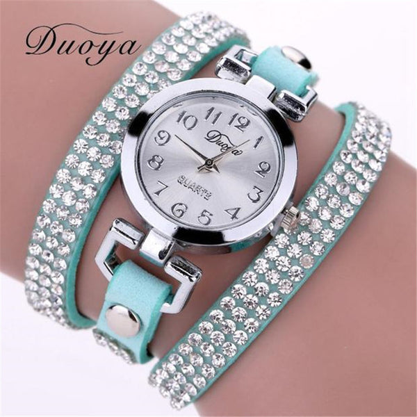 Duoya Fashion Bracelet Watch