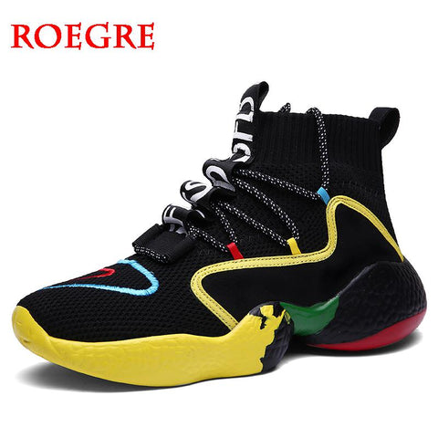 Men Fashion Sneaker Socks