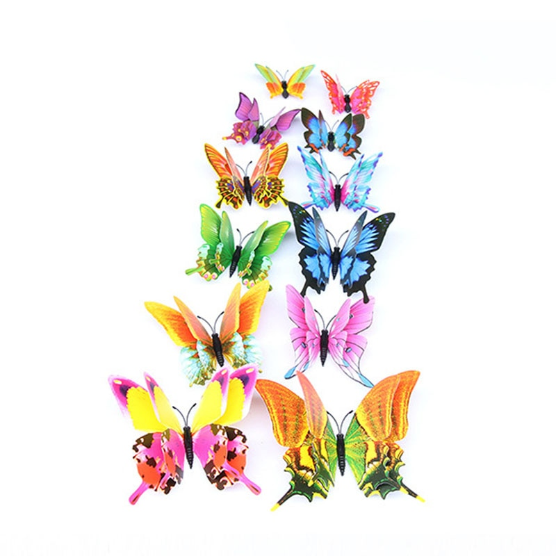 3D Butterfy Wall Stickers